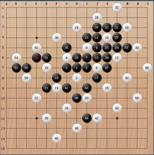 导读:许多玩家都大爱五子棋图片