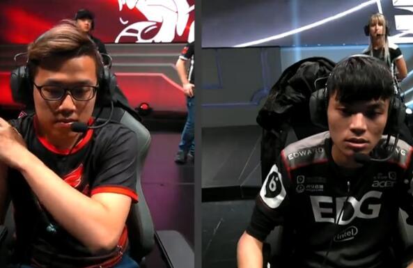 S6总决赛小组赛第二轮 AHQ vs EDG