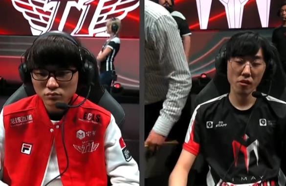 S6总决赛小组赛第二轮 SKT vs IM