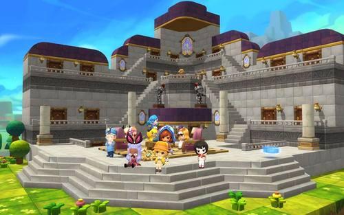 冒险岛2diy系统玩法 房屋建造技巧分享