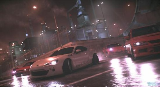 《极品飞车19》PC版4K画质共享主机数据