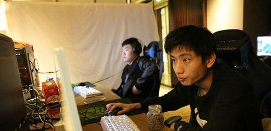 CDEC战队上海特锦赛紧张训练对战秘密