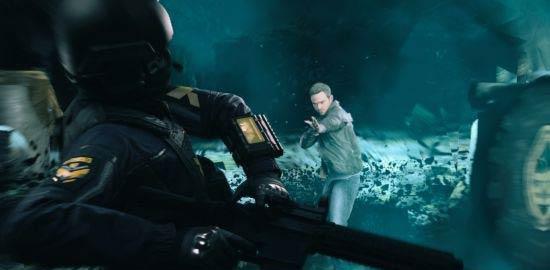 《量子破碎》PC版实机截图 享受真实战斗