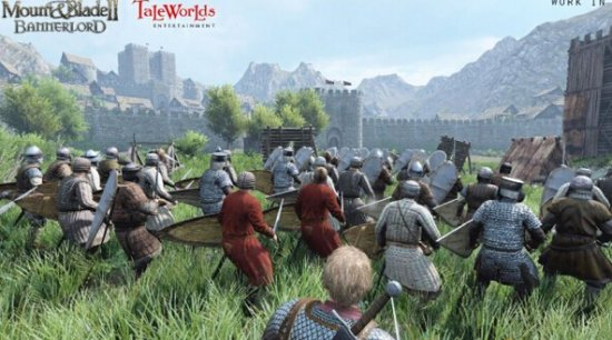 《骑马与砍杀2:领主》年内发售 可支持mod