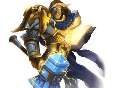 炉石传说圣骑士职业解析 乌瑟尔技能特性