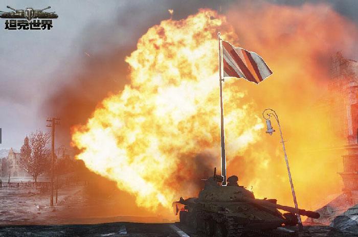 坦克世界战神截图 超酷战神外观一览