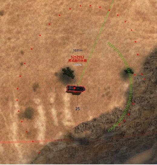 坦克世界如何找准找准射击点新手资料