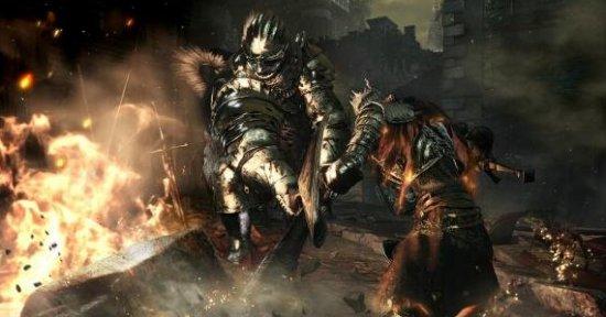 《黑暗之魂3》最新骑士职业PS4版实机演示