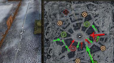 坦克世界冰封进攻与防守攻略 玩转攻坚战