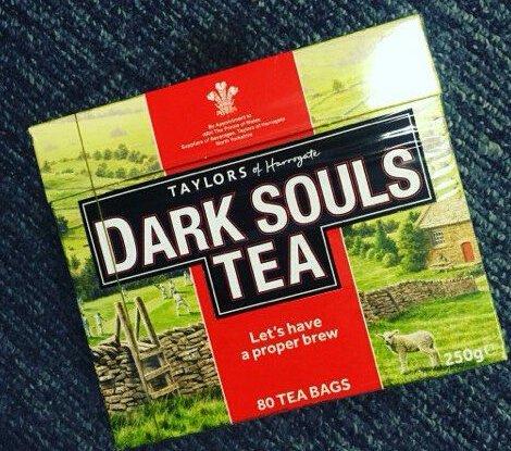 《黑暗之魂3》推出系列茶品 有元素瓶风味