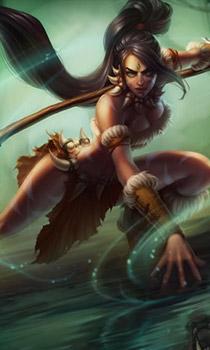 狂野女猎手奈德丽
