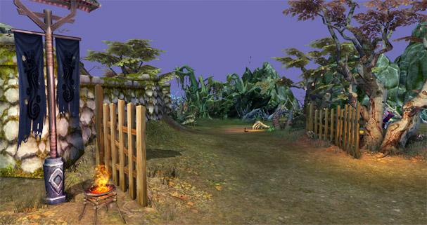天之禁世界地图第六章 全面了解游戏的基础