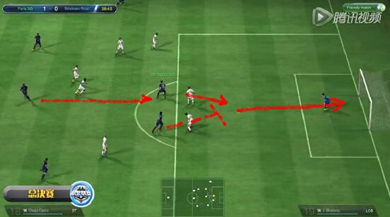 FIFAOL3职业联赛 终极对决之比赛分析