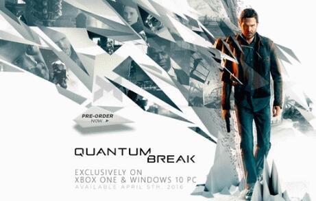 微软大作《量子破碎》剖析:终极玩弄时空