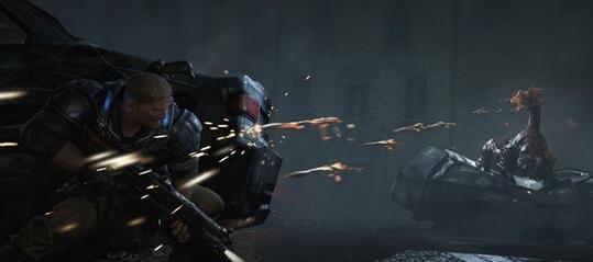 《战争机器4》制作人谈脏话过滤及分屏模式