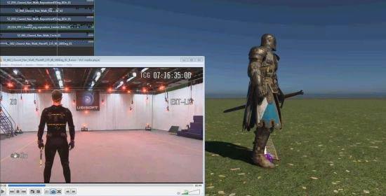 《荣耀战魂》开发过程揭秘 逆天动作捕捉技术