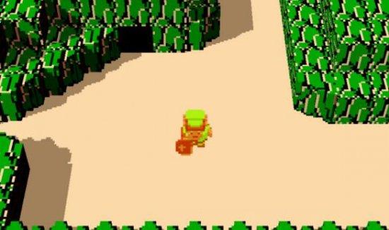 玩家自制塞尔达传说页游 任天堂稿其侵权