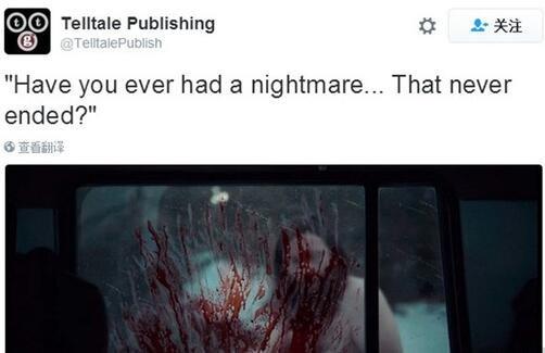 开发商推文曝《行尸走肉3》或走诡异路线