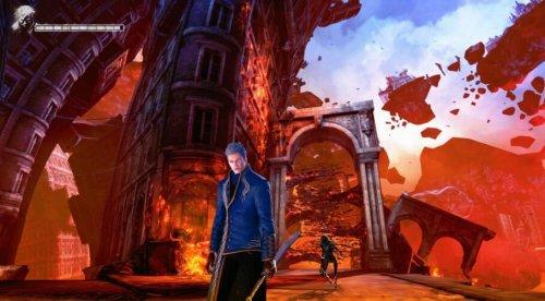 《鬼泣5》评测:最终章8.0分 重启的双子传说