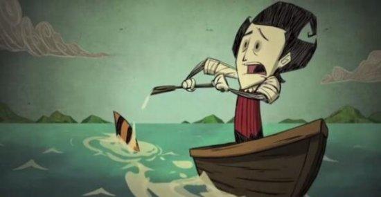 《饥荒:海难》即将登陆PS4 发售日期未知