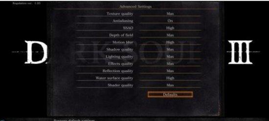 《黑暗之魂3》配置之A卡与N卡测试对比