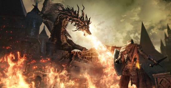 《黑暗之魂3》Steam销量突破33万 国区排行第四