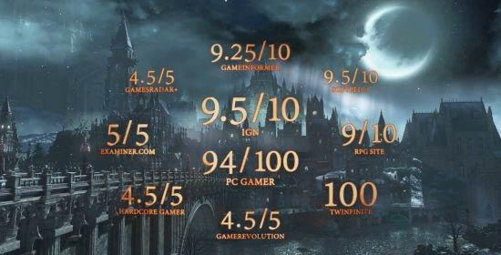 《黑暗之魂3》殊荣预告 全媒体赞誉评价作