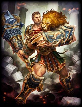 神之浩劫罗马神明海格力斯 罗马冠军资料