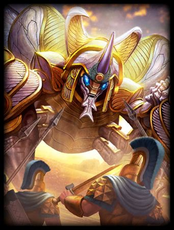 神之浩劫埃及神明凯布利 黎明使者基础资料