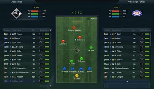 FIFA Online3职业联赛季前赛 HR-Newbee