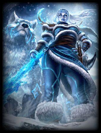 神之浩劫北欧神明斯卡蒂 寒冬女神基础资料
