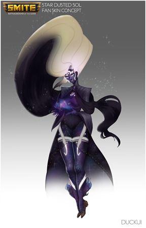 玩家设计皮肤集 机械女王弗蕾亚 怨灵天照