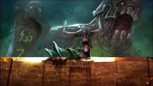 DOTA2 RPG地图Attack on hero通关攻略