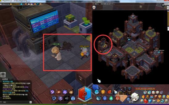 《冒险岛2》各类副本前置以及重复任务地点