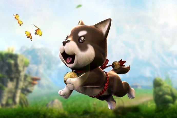 剑灵儿童节宠物柴犬获得方法 柴犬可爱外观欣赏
