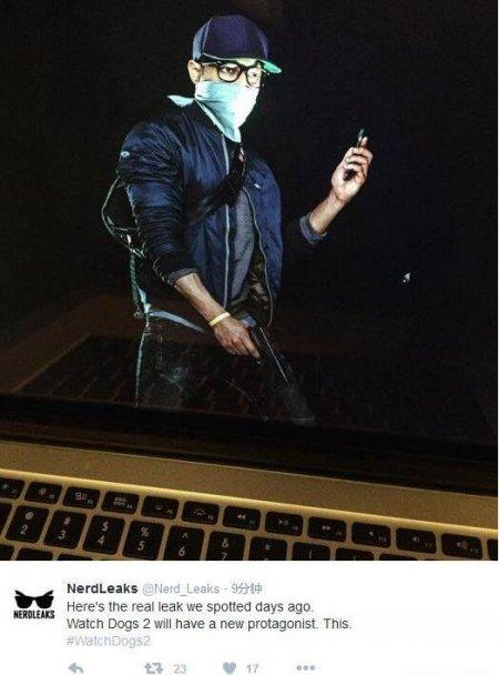 《看门狗2》正式公布! 预告片首度曝光