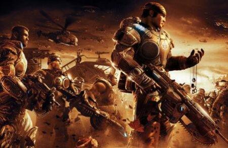 购买战争机器4 限时赠送战争机器前4部作品