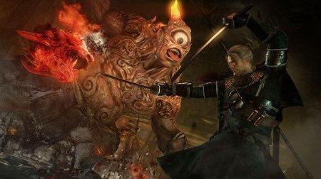 """《仁王》并非""""黑暗之魂"""" 更强调战斗系统"""