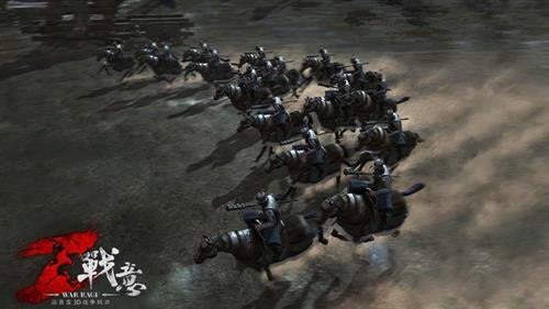 3D战争网游战意粉丝自制原创作品一览