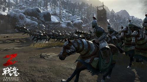 全新3D战争网游战意 游戏特色玩法介绍