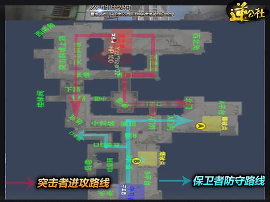 逆战天府电站地图结构解析 天府电站作战指南