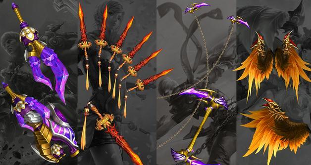 权御天下武器变形玩法揭秘 独创升级系统