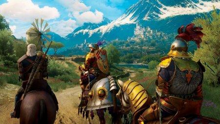 《巫师3:狂猎》年度版8月售 全DLC优化品质