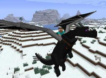 我的世界末影龙怎么驯服 驯服末影龙当龙骑士