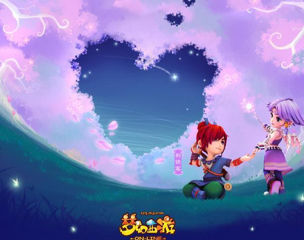 梦幻西游经典美图 小伙伴最喜欢哪张的风格