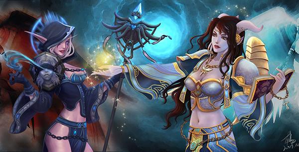 特玩网 魔兽世界 新闻中心 魔兽蓝贴   阿什兰术士传送门的守卫不再