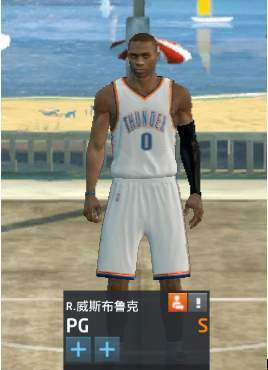 NBA2K Online超级无敌大神龟—威斯布鲁克