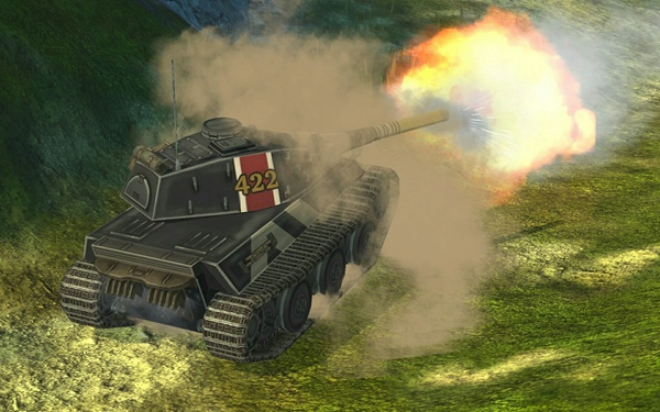 坦克世界联动《战场女武神》推新坦克