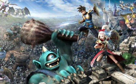 合作才是王道 勇者斗恶龙英雄2最终boss攻略