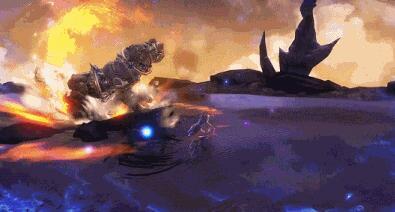 全新端游《龙魂时刻》 创新战斗系统
